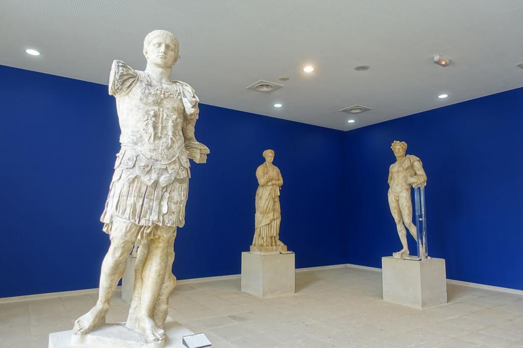 Vaison-la-Romaine - Römisches Viertel Puymin - Museum