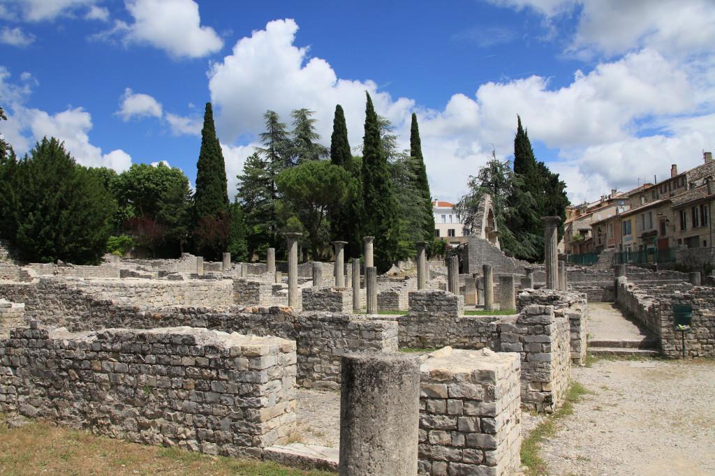Vaison-la-Romaine - Römisches Viertel La Villasse