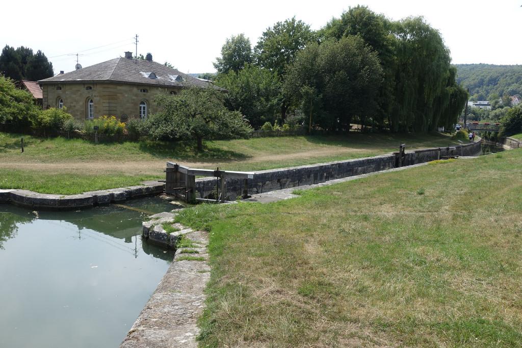 DSC04164 Kelheim 07.18 - am Donau-Ludwig-Main-Kanal