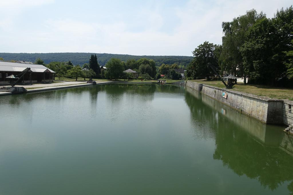 DSC04172 Kelheim 07.18 - am Donau-Ludwig-Main-Kanal