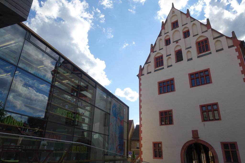 Kulturzentrum und Rathaus