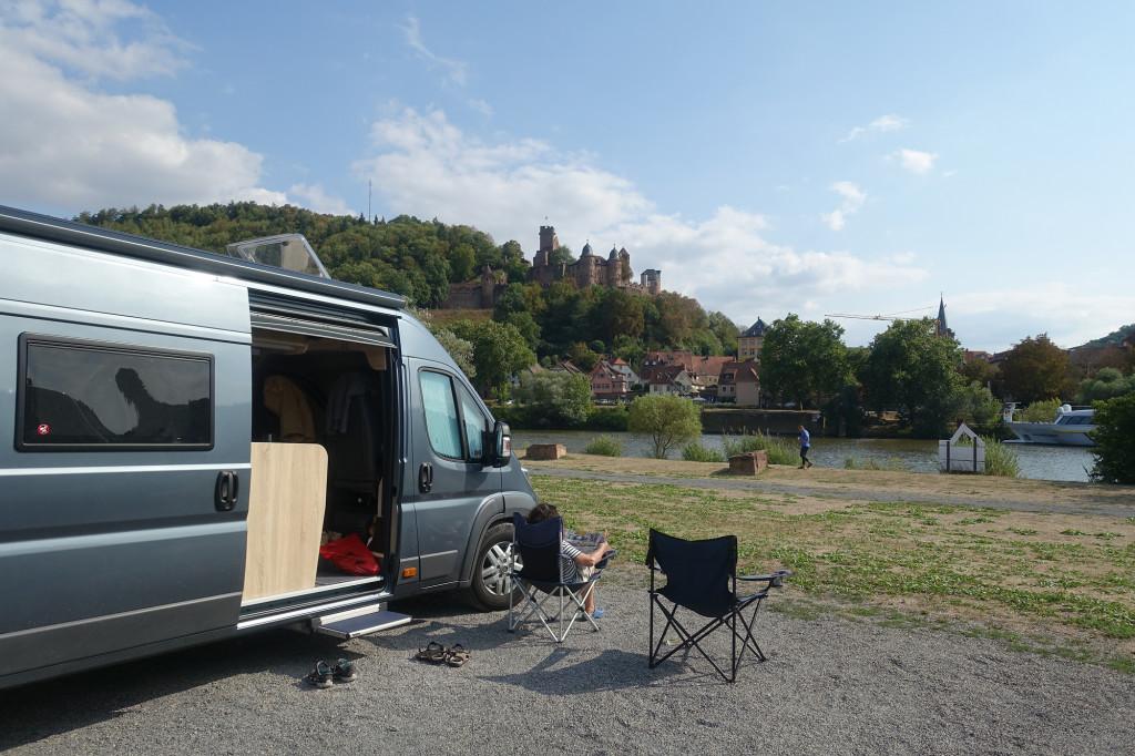 DSC05097 Womo-Tour Aug 2018 - Wertheim - Womo-SP Kreuzwertheim