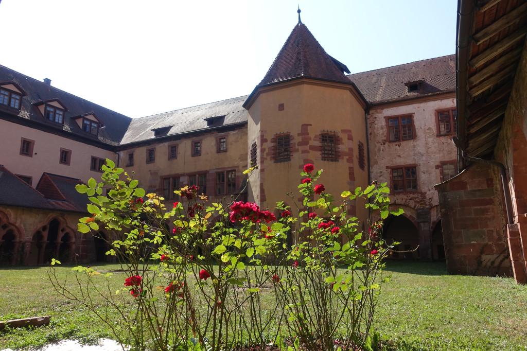 DSC05197 Womo-Tour Aug 2018 - Kloster Bronnbach