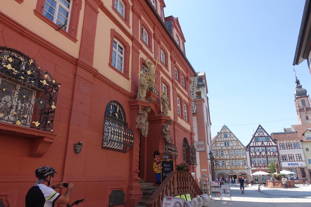 DSC05302 Womo-Tour Aug 2018 - Tauberbischofsheim