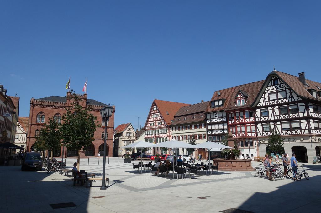 DSC05333 Womo-Tour Aug 2018 - Tauberbischofsheim