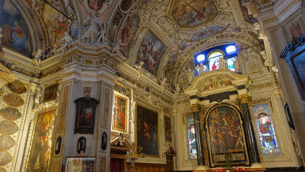 Wallfahrtskirche Santissima Pietà