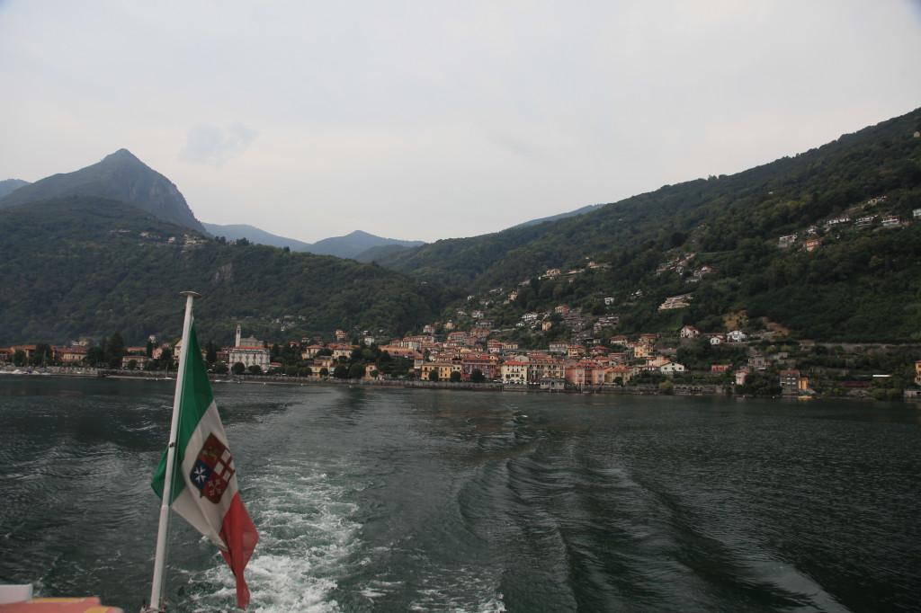 Rückweg von Cannero per Schiff