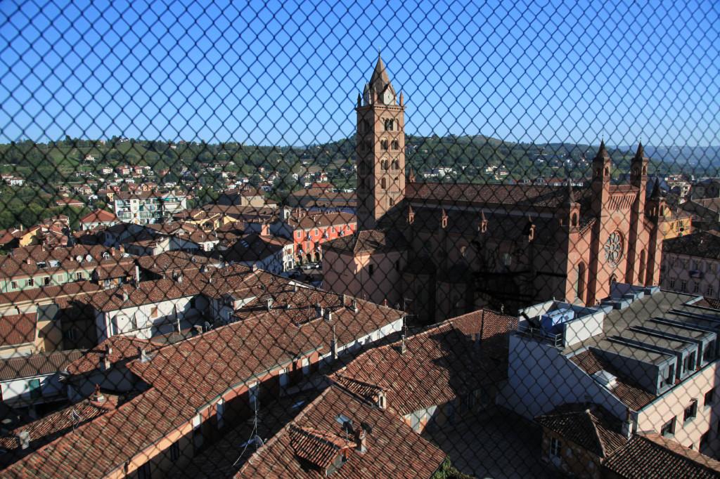 Blick auf Dom und Altstadt