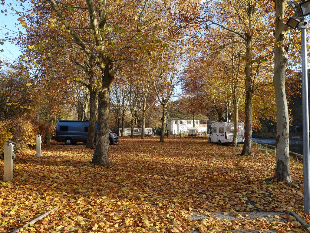 Womo-Stellplatz in Limburg