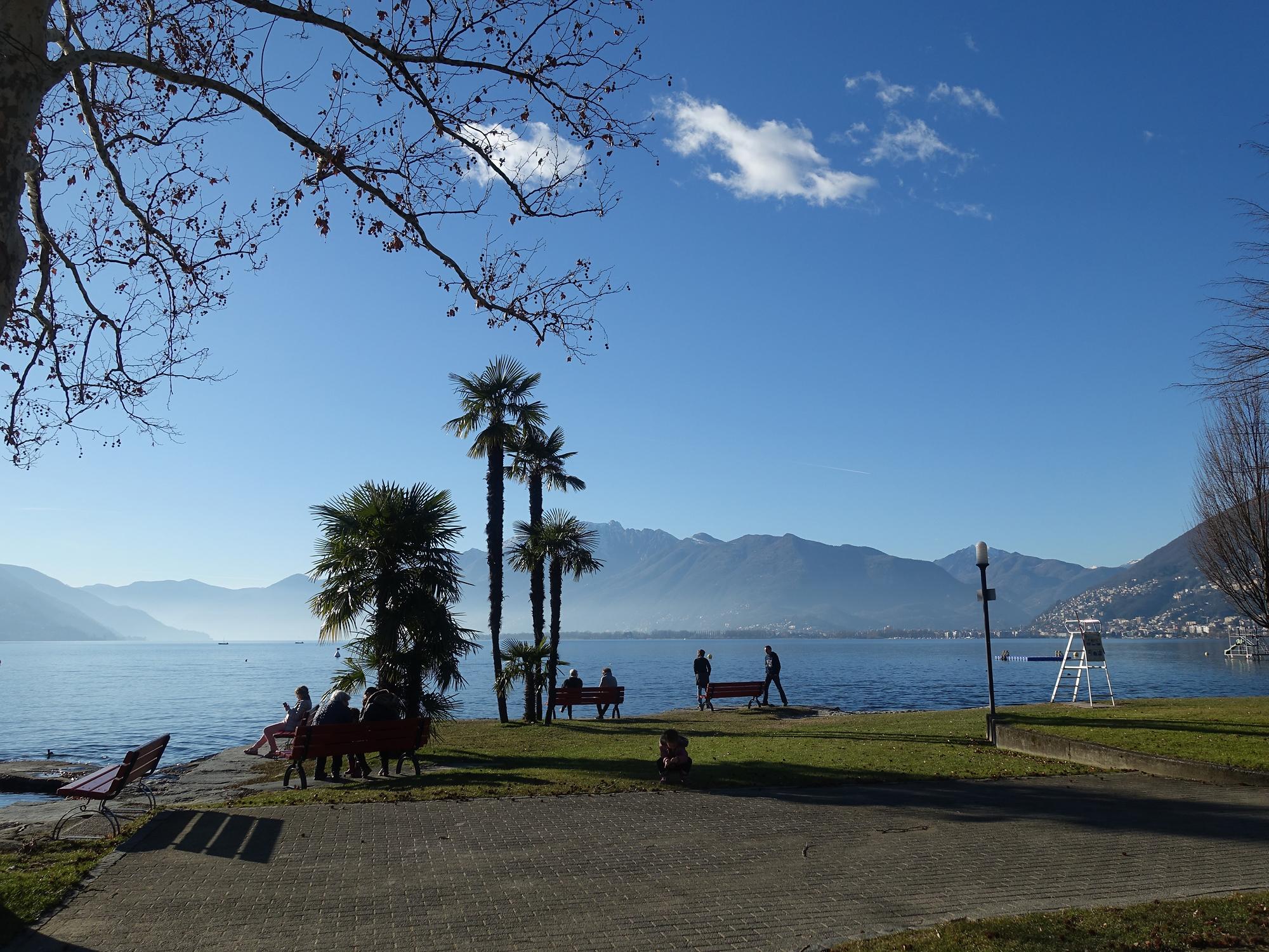 30.12.18-04.01.19 - Silvester am Lago Maggiore