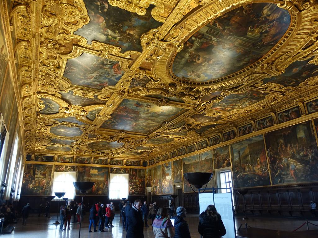 Dogenpalast - Großer Ratssaal