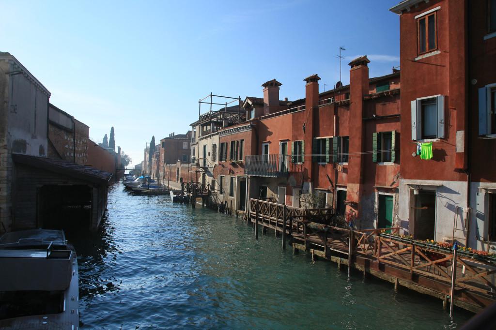 Kanal auf Giudecca