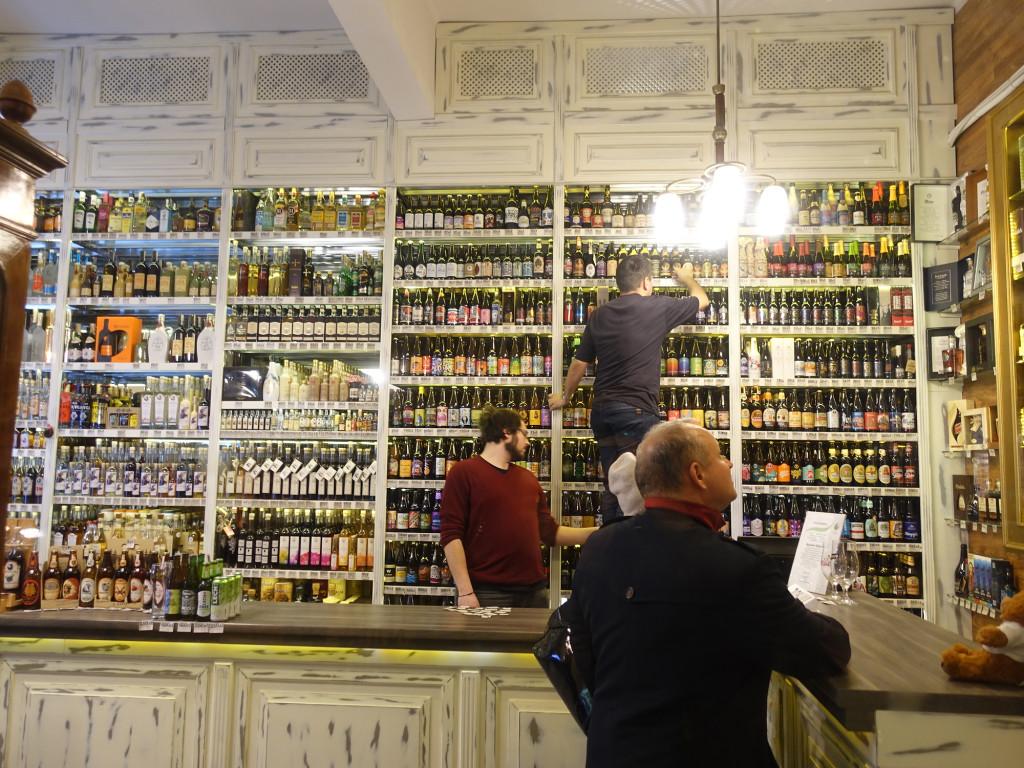 Ein Paradies für Biertrinker