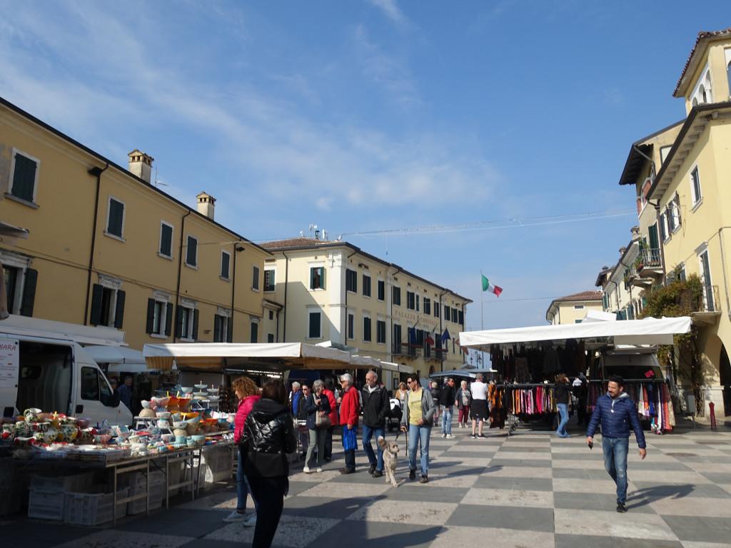 Markt in Lazise