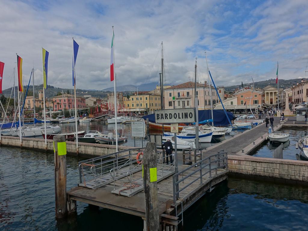 Bardolino - Hafen