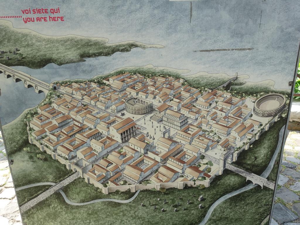 Rimini zur Römerzeit