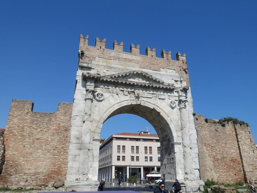 Rimini - Augustusbogen