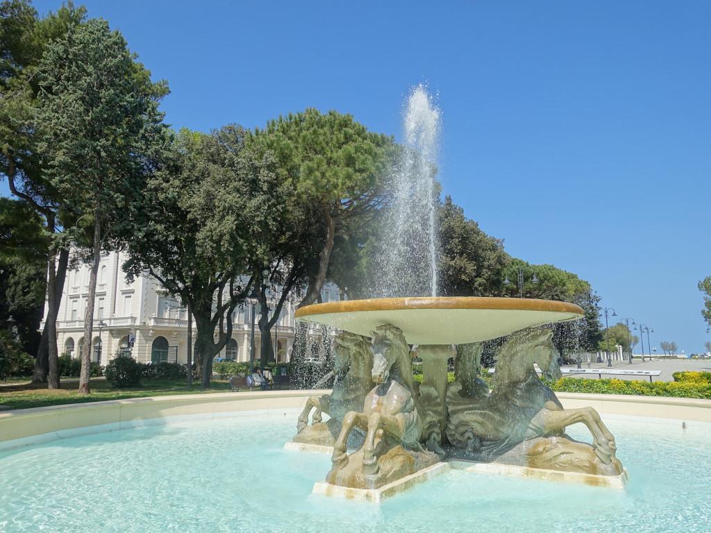 Rimini - unterwegs zum Grand Hotel