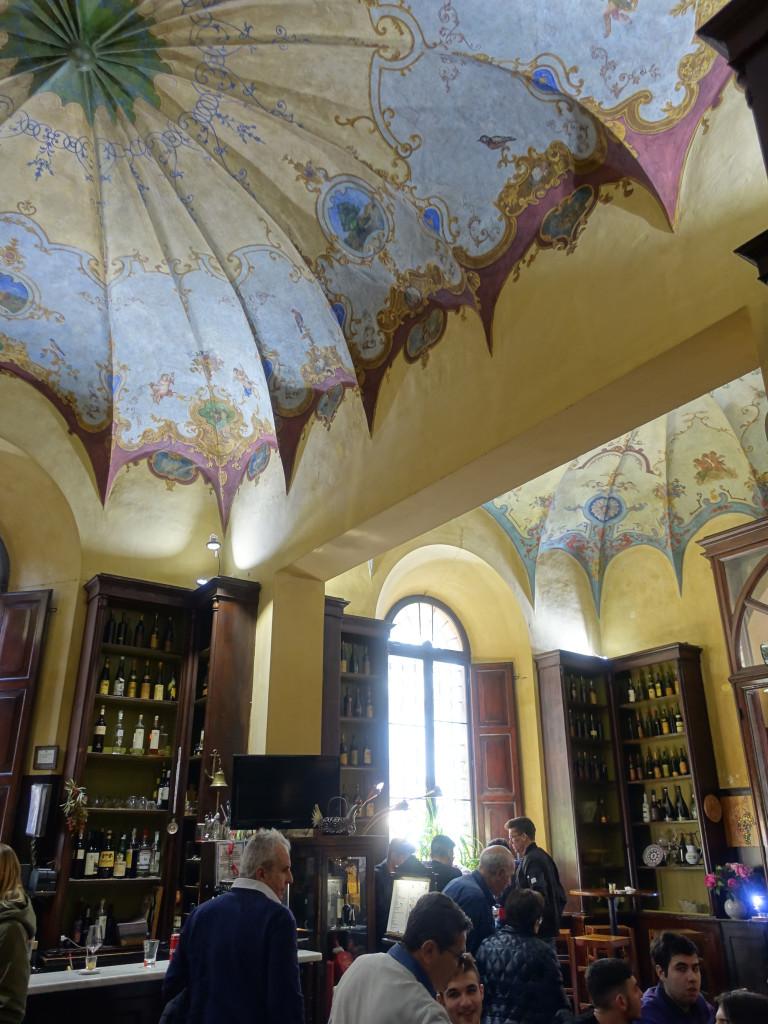 Ravenna - Mittagessen im Restaurant Ca' de Vèn