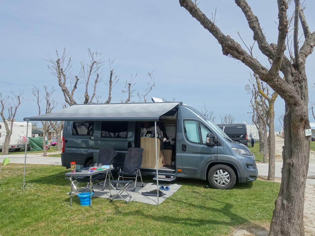 DSC02867 Italien 2019.04 - Marcelli bzw. Porto Recanati - Womo