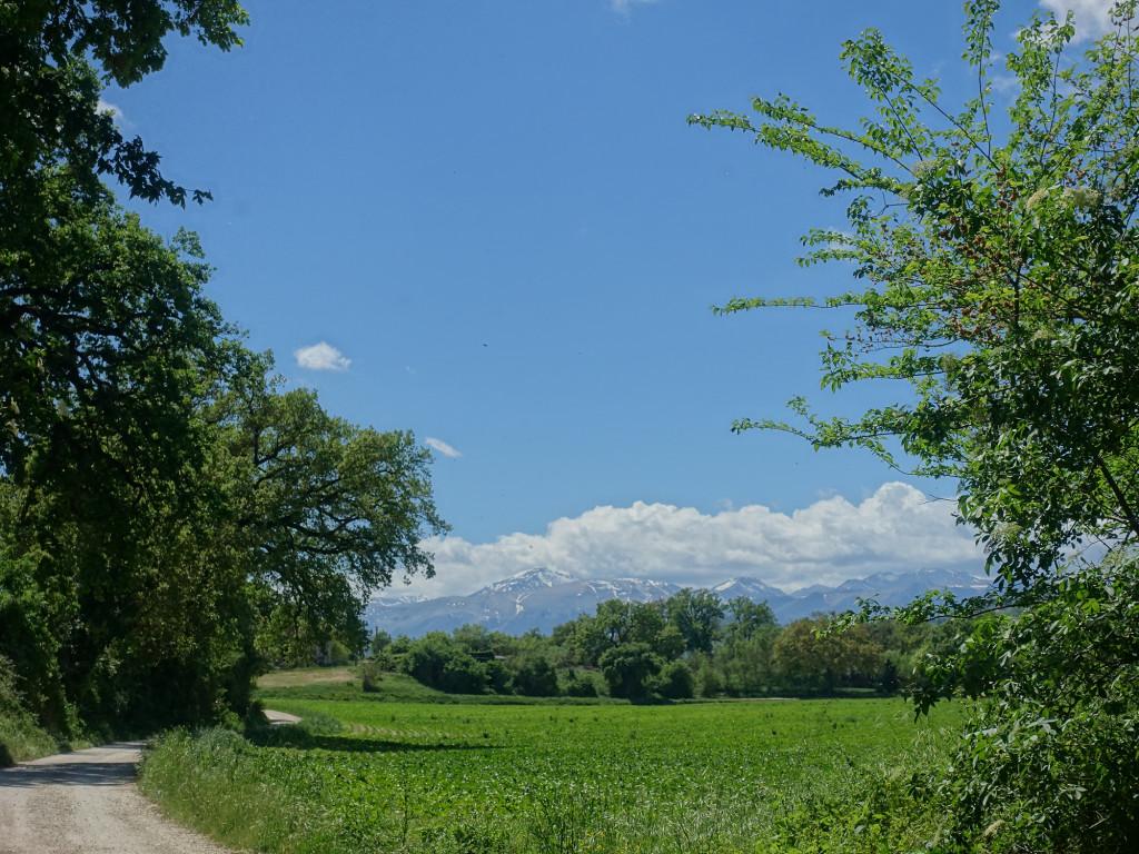 Wanderung nach Urbisaglia