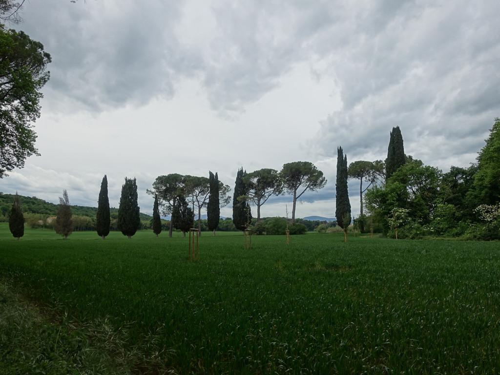 Im Naturschutzgebiet um die Abbadia di Fiastra