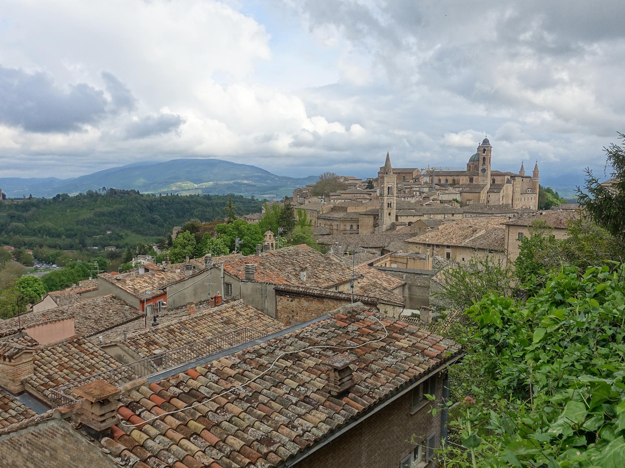 Italien (Gardasee, Venetien, Emilia-Romagna, Marken) - 01.04.-02.05.2019