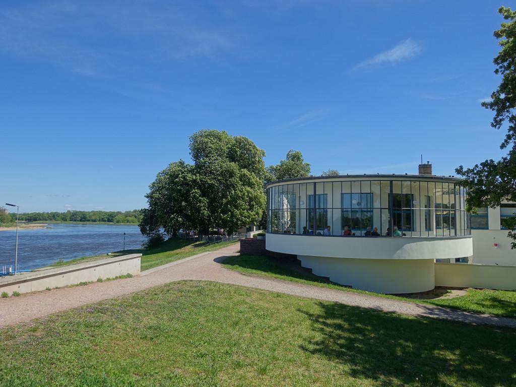 """Dessau - Restaurant """"Kornhaus"""""""