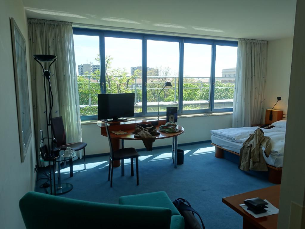 Dessau - Hotel Radisson Blu Fürst Leopold