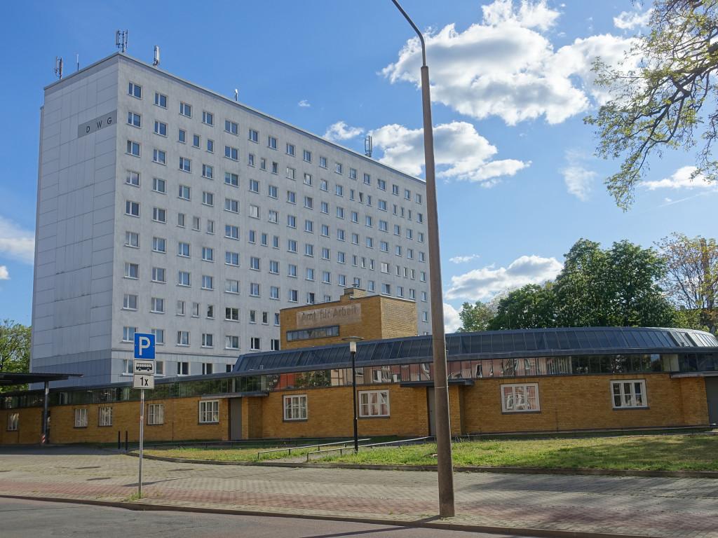 Dessau - das ehemalige Arbeitsamt