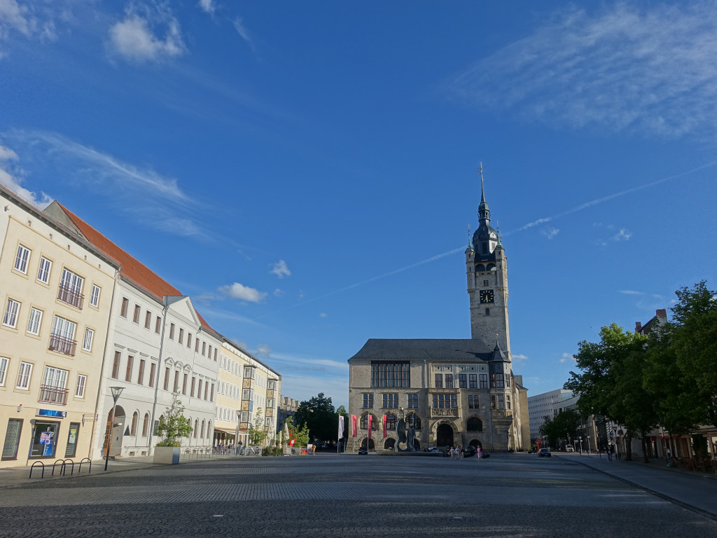 Dessau - das Rathaus