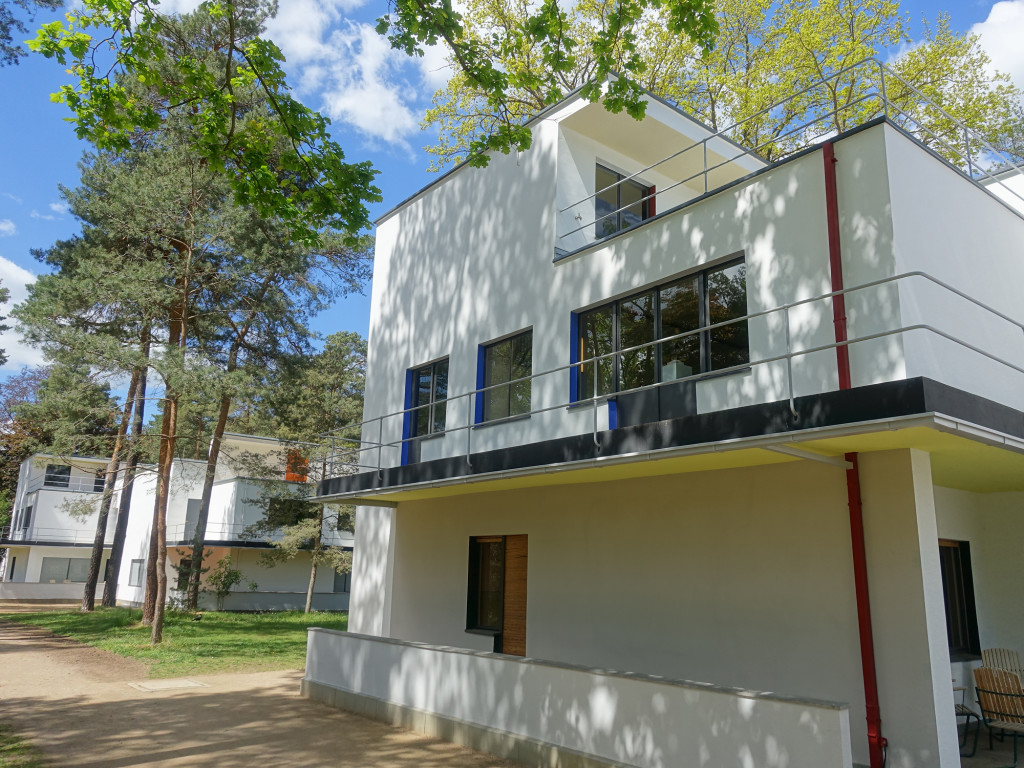 Dessau - Meisterhäuser