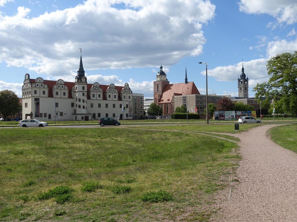 Dessau - Silhouette