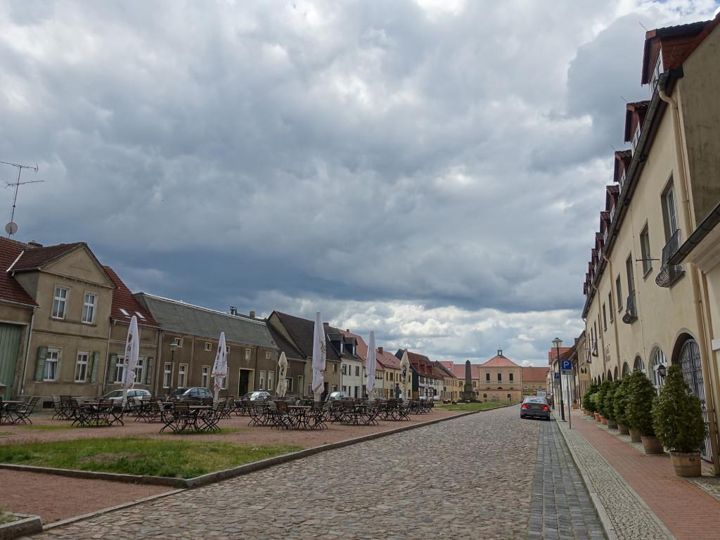 Wörlitz - Marktplatz