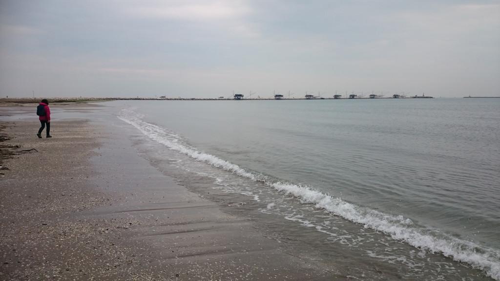 Sottomarina - Strand