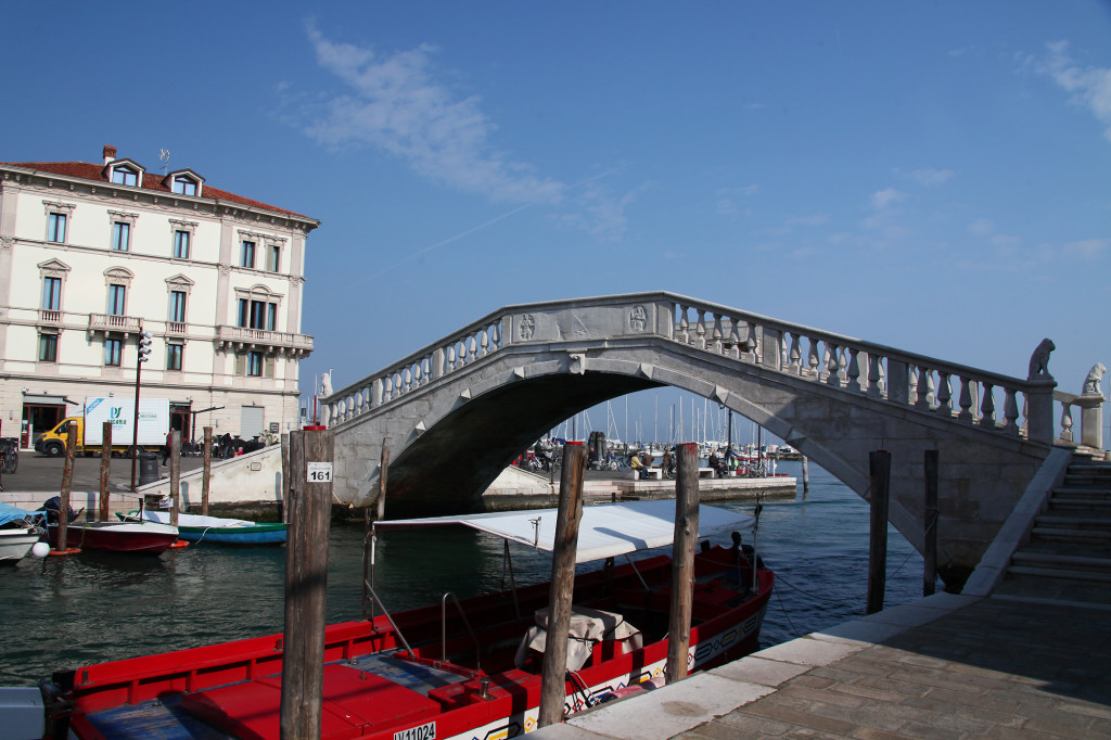 Chioggia - Ponte Vigo
