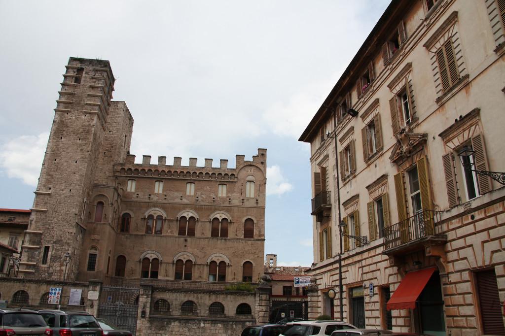 Ascoli Picena - Geschlechtertürme