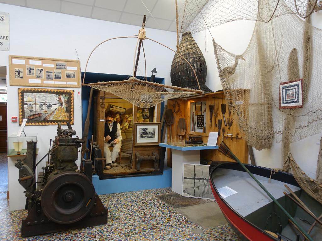 Museum über die Schifffahrt auf der Loire und den Kanälen
