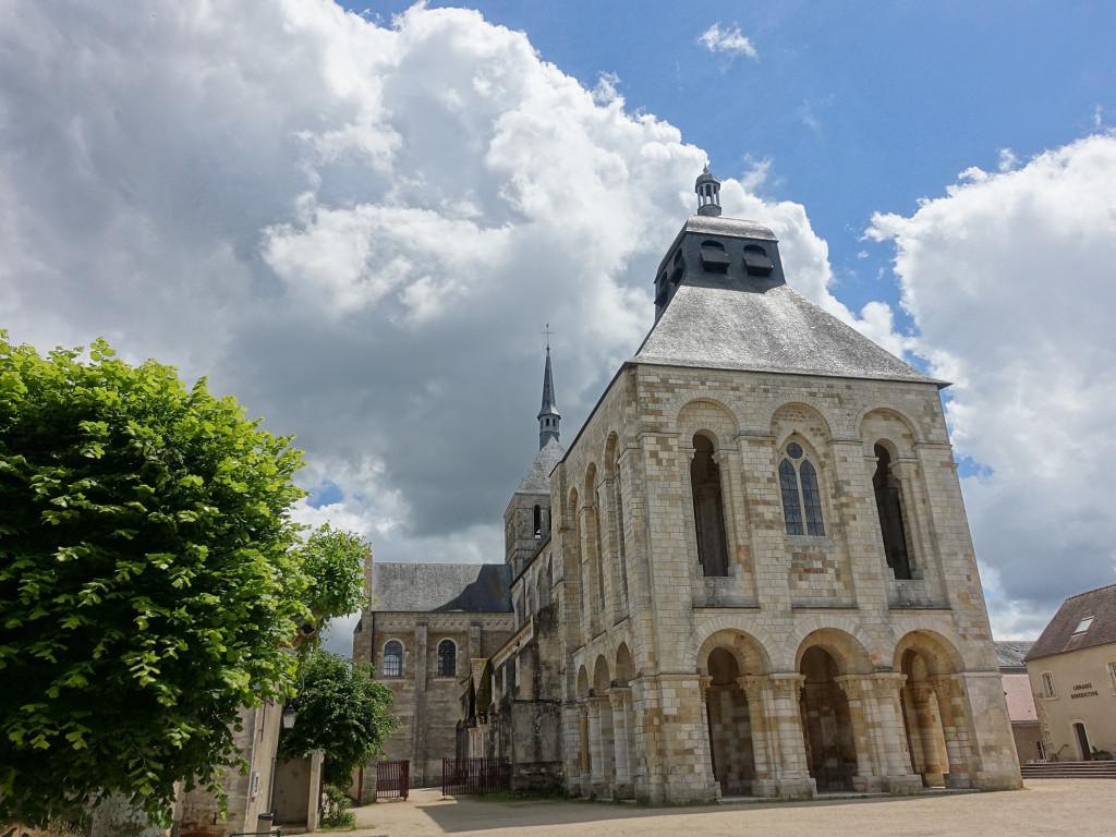 Saint-Benoît-sur-Loire - Klosterkirche