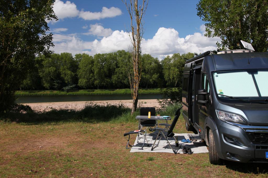 Chateauneuf-sur-Loire - Campingplatz