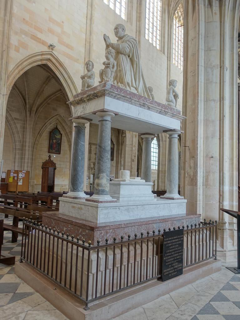 Notre-Dame de Cléry - Kenotaph Ludwigs XI.