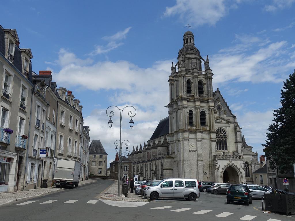 Blois - Cathédrale Saint-Louis
