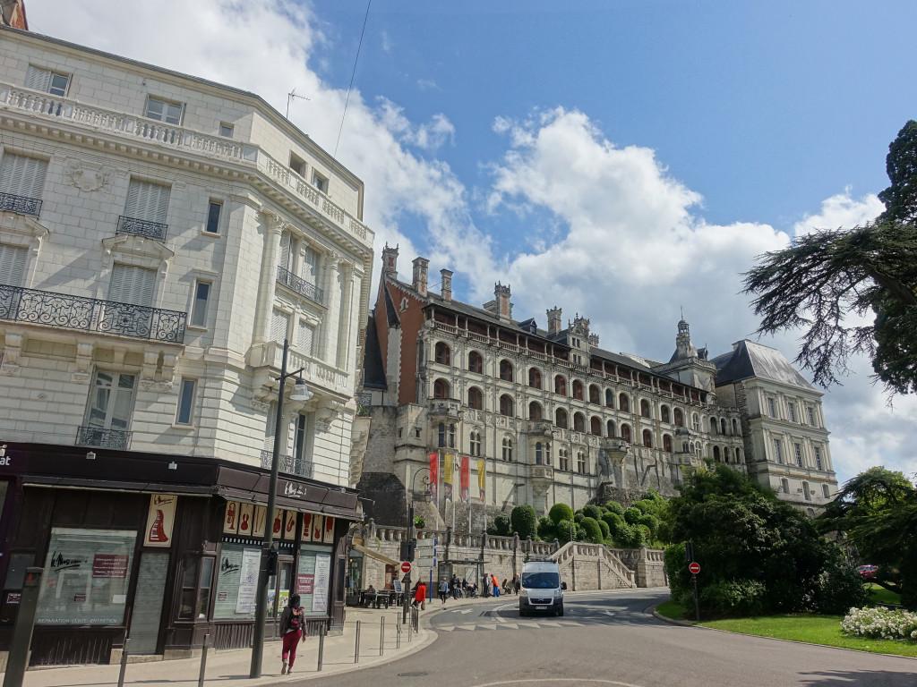 Blois - das Königsschloss