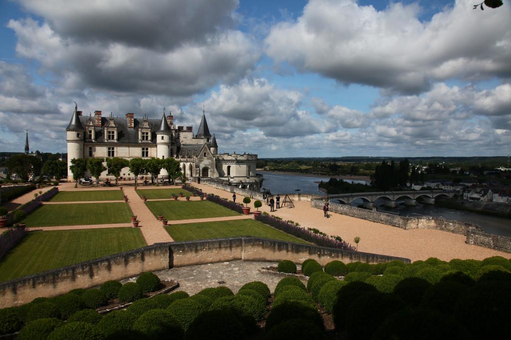 Amboise - Schlossanlage