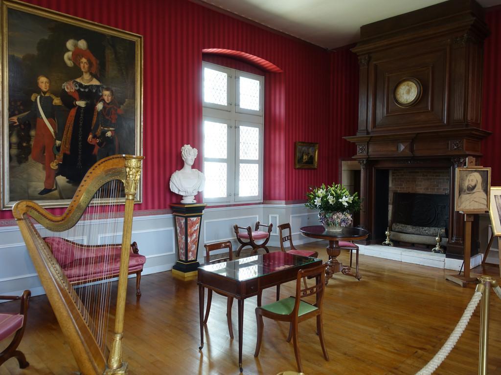 Amboise - Schlossbesichtigung