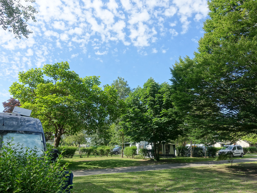 Saint Avertin - Campingplatz