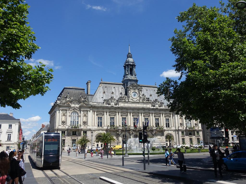 Tours - Rathaus