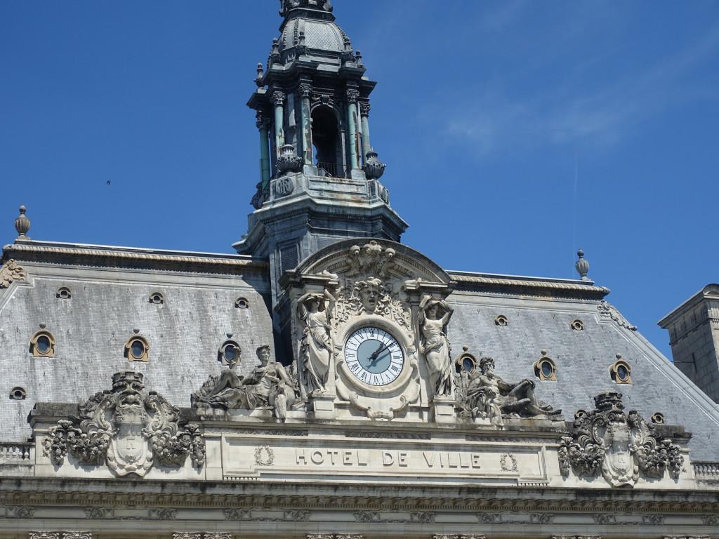 Tours - Rathaus - Ausschnitt