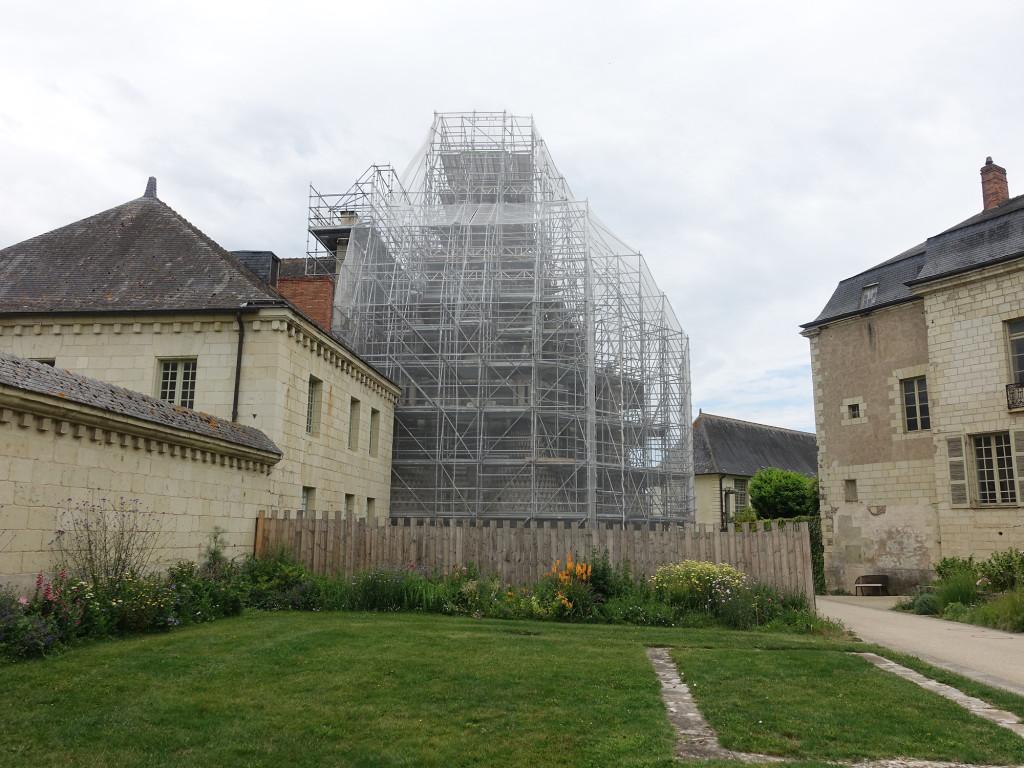 Abtei Fontevraud