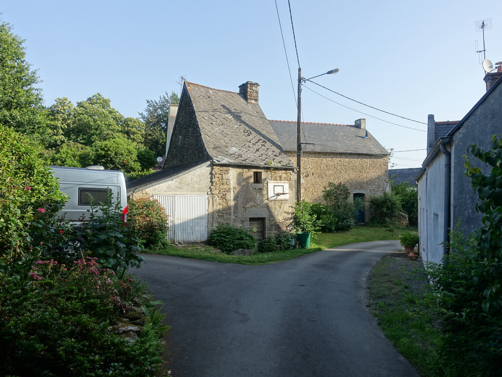 Angekommen in Saint-Jean-la-Poterie
